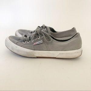 Superga grey sneaker bx168